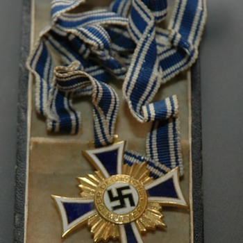 1938 German metal - Military and Wartime