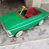 Classic U.S.S.R Moskvich Pedal Car