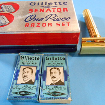 My Mystery Gillette Razor I Found Today Please Help