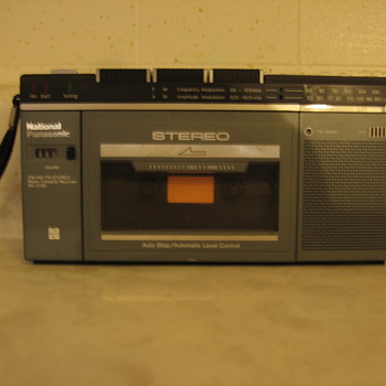 national panasonic rx-2700 - Radios