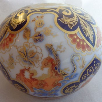Kaiser West Germany Yokohama Design Paperweight - China and Dinnerware