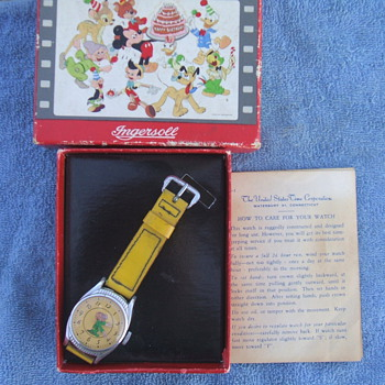 1948 Dopey Watch - Wristwatches