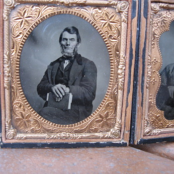 ambrotype -your opinion - if its Lincoln love it- if not lincoln like it