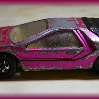 1970's MATCHBOX - ALFA CARABO ( My Dinky Toy Car )