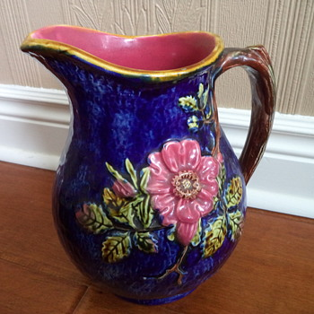 Shorter & Son 'Earthenware Pitcher' - Art Nouveau