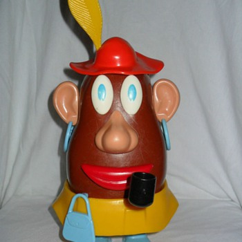 Mrs potato head vintage  - Toys
