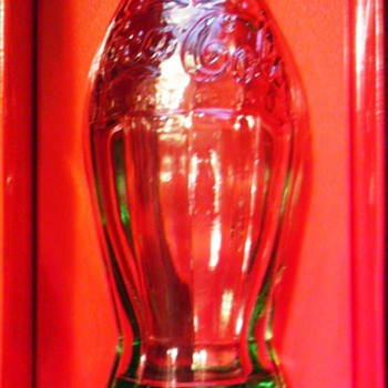 Centennial Celebration Bottle  - Coca-Cola