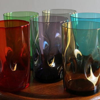The Everyday Drinkers!  By Sasaki! - Glassware