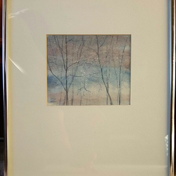 Original Water Colour Painting by Carolyn Talbot Hoagland