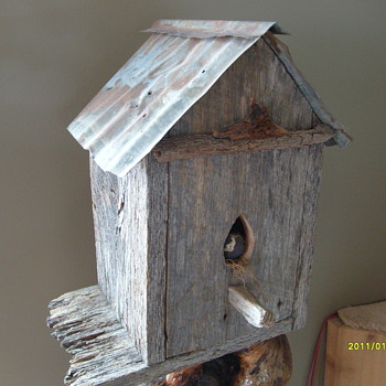 My Old Bird House