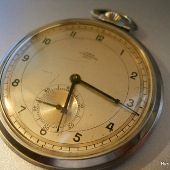 Urban Jurgensens Pocket Watch - 1943