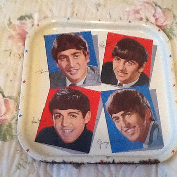 Beatle Tray - Music