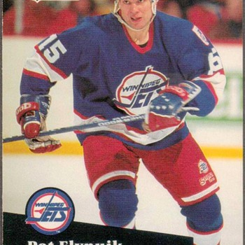 1991 - Hockey Cards (Winnipeg Jets)