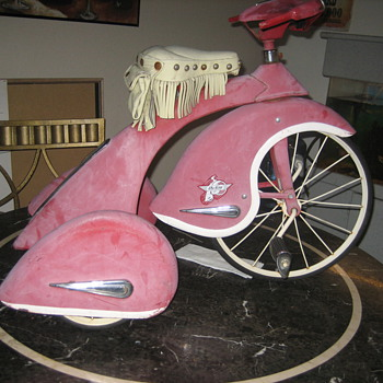 sky king tricycle 1936? - Sporting Goods