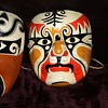 Japanese [?] Masks i found at the flea market yesterday