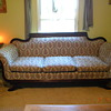 Old sofa ,victorian