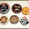 An Assortment of -- Old SHOE POLISH TINS