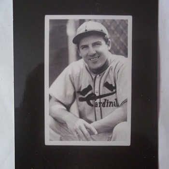 Can You Identify This  Cardinals Baseball Team Player?