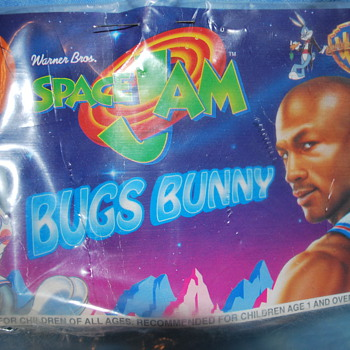 Space Jam - Toys
