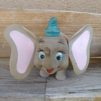 Walt Disney Dumbo Figure - Toys