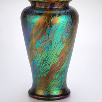 Loetz PG 1/475 vase - Art Glass