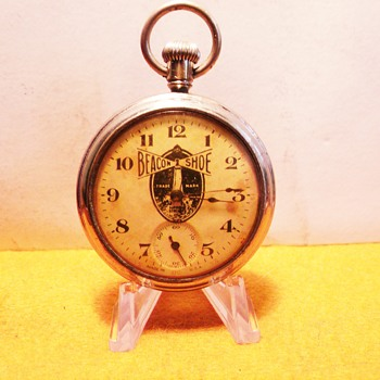 One MoreAdvertisement Pocket Watch This Evening, Then I'll stop and await another day.