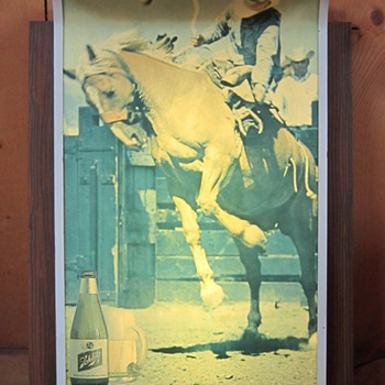 Schlitz Rodeo Sign need info - Breweriana