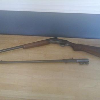 Savage utility gun