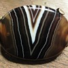 Nice oval Agate brooch