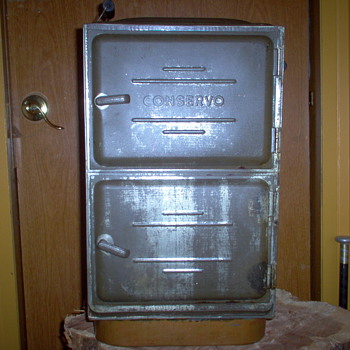 1920 concervo canner w/copper bottom for canning vegtables etc. on woodstove - Kitchen