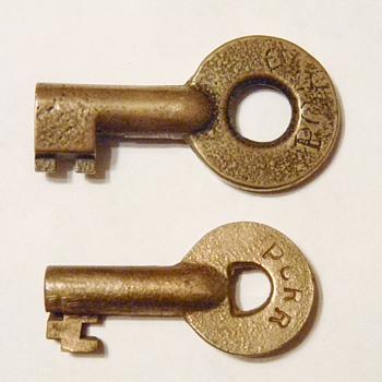 Railroad Key? - Railroadiana