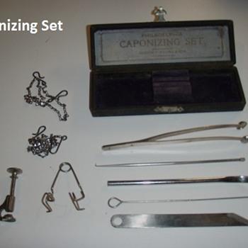 caponizing kit