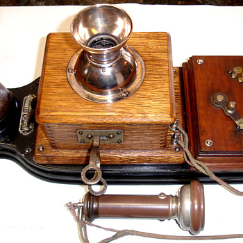 Additional Wilhelm Interphone sets - Telephones