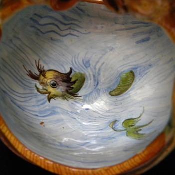 Majolica mystery! - Art Pottery