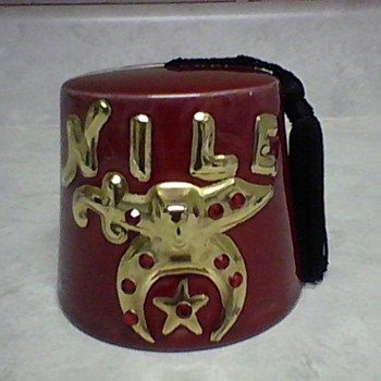 SHRINER FEZ FRATERNAL ORGINIZATION BANK