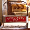 Royal Crown...Six Pkg. Carrier...From The 40's to the 50's