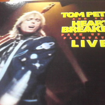 "Tom Petty and The Heart Breakers "" Pack Up The Plantation "" - Records"