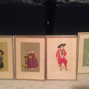 Help with these prints, please  - Fine Art