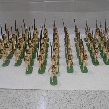 Toy Soldier Figures