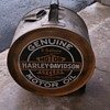 1920s harley oil can