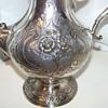 Tante Fina's Silver Teapot