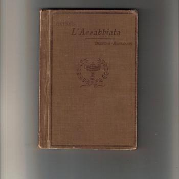 "Heyse's ""L'Arrabbiata (1892) - Books"