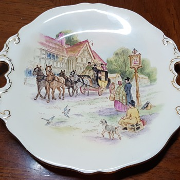 Royal Winton Tray - China and Dinnerware