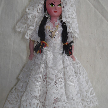 WEDDING DOLL - Dolls