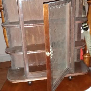 Old medicine cabinet - Furniture