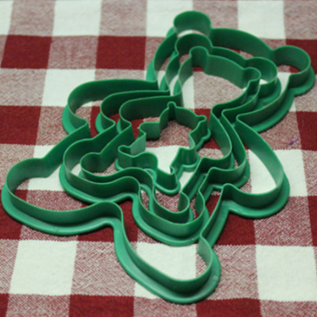 Plastic Cookie Cutters - Kitchen