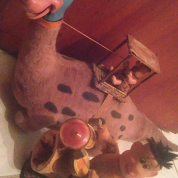 The Flintstones!!!!!!!!!!!!!! - Toys