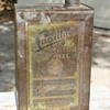 "Vintage ""Cadillac Motor Company"" gallon oil can"