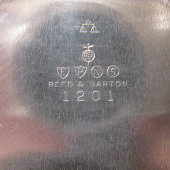 Reed &amp;Barton 1201