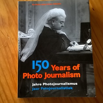 150 Years of Photo Journalism, Thrift Shop Find $7.50 - Books